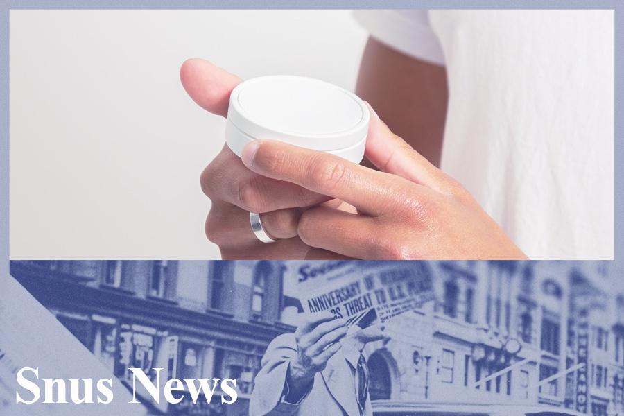 Ønsker lavere skatt for nikotinporsjoner