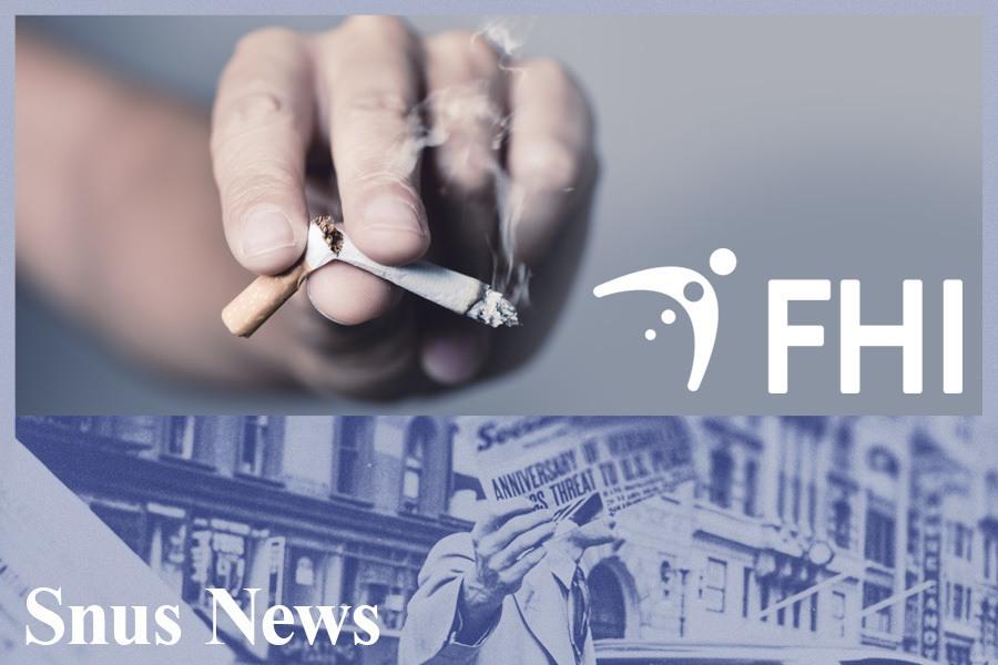 Etterlyser ett reelt alternativ for de gjenværende røykerne
