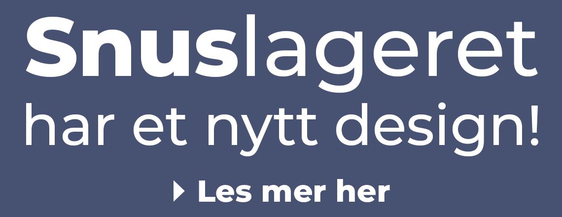 Gratis frakt og rask levering i hele Norge