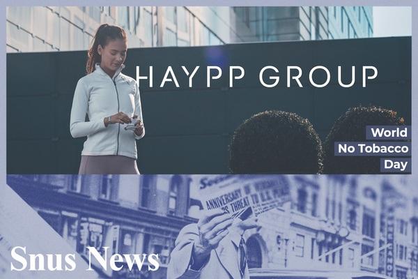 Haypp Group nominert til prestisjefylt WHO-pris