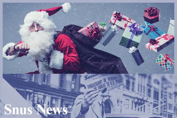Leveringsfrister i julen