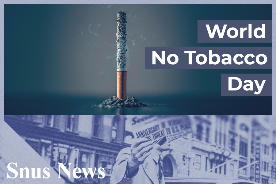 Verdens «No Tobacco Day 2021 Awards»